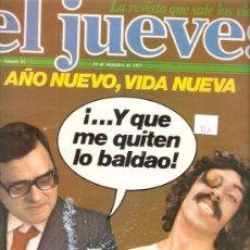 Coleccionismo de Revista El Jueves: EL JUEVES Nº 32 30 DE DICIEMBRE DE 1977. Lote 26883587