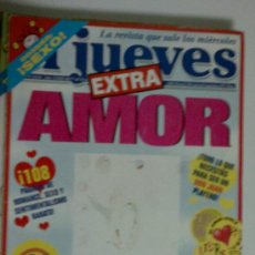 Coleccionismo de Revista El Jueves: EL JUEVES NUMERO 1154 EXTRA AMOR. Lote 28904183