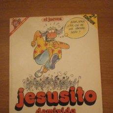 Coleccionismo de Revista El Jueves: REVISTA EL JUEVES - COLECCION PENDONES DEL HUMOR Nº 13. Lote 29059941