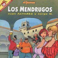 Coleccionismo de Revista El Jueves: EL JUEVES COLECCION PENDONES DEL HUMOR Nº115. Lote 29454356