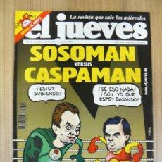 Coleccionismo de Revista El Jueves: REVISTA EL JUEVES. 1329. NOVIEMBRE 2002.. Lote 29506930