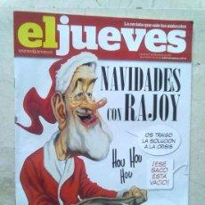Coleccionismo de Revista El Jueves: EL JUEVES Nº 1804. Lote 30005793