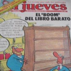 Coleccionismo de Revista El Jueves: REVISTA JUEVES. Lote 31302944