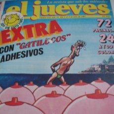 Coleccionismo de Revista El Jueves: REVISTA JUEVES. Lote 31302953