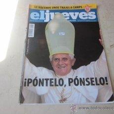 Coleccionismo de Revista El Jueves: EL JUEVES Nº 1661 - 2009. Lote 31831013