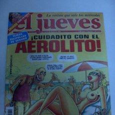 Coleccionismo de Revista El Jueves: EL JUEVES, Nº 1315, DEL 7 AL 13 DE AGOSTO DE 2002. Lote 33308241