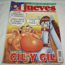 Coleccionismo de Revista El Jueves: REVISTA EL JUEVES Nº 982 MARZO 1996. Lote 33403923