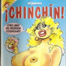 Coleccionismo de Revista El Jueves: EL JUEVES ,,CHIN CHIN . Lote 33994261