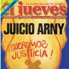 Coleccionismo de Revista El Jueves: EL JUEVES REVISTA Nº 1063 AÑO 1997. Lote 34255108