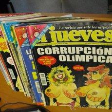 Coleccionismo de Revista El Jueves: 21 REVISTA EL JUEVES 1999,. Lote 35185817
