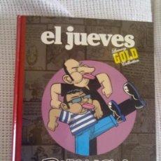 Coleccionismo de Revista El Jueves: EL JUEVES (LUXURY GOLD COLLECTION) MENUEL F./MONTEYS. Lote 35713090