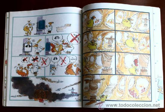 Coleccionismo de Revista El Jueves: EL JUEVES - ¿ GLORIA EN LAS ALTURAS ? - COLECCION PENDONES DEL HUMOR Nº 74 - - Foto 3 - 36501874