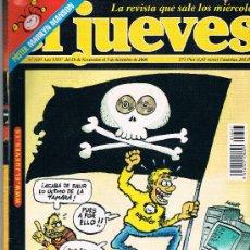 Coleccionismo de Revista El Jueves: REVISTA EL JUEVES AÑO 2000 Nº 1227. Lote 38581273