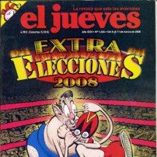 Coleccionismo de Revista El Jueves: REVISTA - EL JUEVES EXTRA 1606 / 2008. Lote 38657799