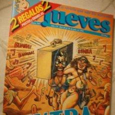 Coleccionismo de Revista El Jueves: COMIC REVISTAS EL JUEVES EXTRA. Lote 39885372