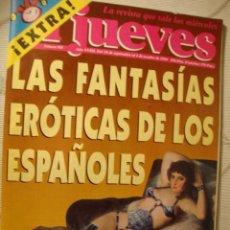 Coleccionismo de Revista El Jueves: COMIC REVISTAS EL JUEVES EXTRA. Lote 39885378