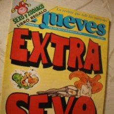 Coleccionismo de Revista El Jueves: COMIC REVISTAS EL JUEVES EXTRA SEXO. Lote 39885558