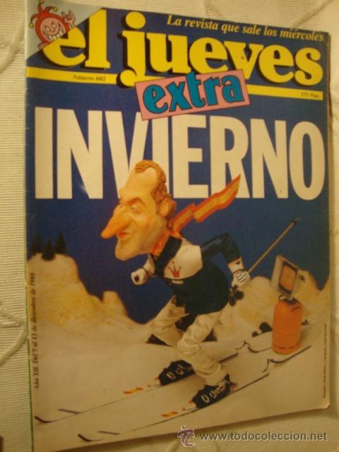 COMIC REVISTAS EL JUEVES EXTRA (Coleccionismo - Revistas y Periódicos Modernos (a partir de 1.940) - Revista El Jueves)