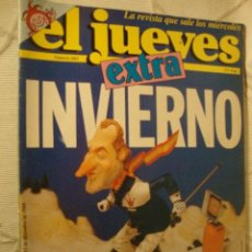 Coleccionismo de Revista El Jueves: COMIC REVISTAS EL JUEVES EXTRA. Lote 39885675