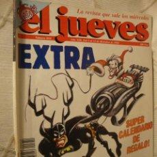 Coleccionismo de Revista El Jueves: COMIC REVISTAS EL JUEVES EXTRA NAVIDAD BATMAN. Lote 39885714