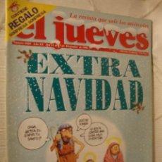 Coleccionismo de Revista El Jueves: COMIC REVISTAS EL JUEVES EXTRA NAVIDAD . Lote 39885716