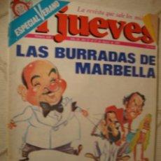 Coleccionismo de Revista El Jueves: COMIC REVISTAS EL JUEVES ESPECIAL. Lote 39885800