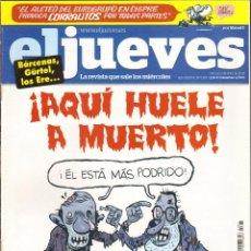 Coleccionismo de Revista El Jueves: REVISTA - EL JUEVES 1871 / 2013. Lote 40415832