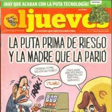 Coleccionismo de Revista El Jueves: REVISTA - EL JUEVES 1831 / 2013. Lote 40415894