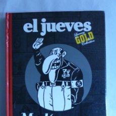 Coleccionismo de Revista El Jueves: EL JUEVES. MARTINEZ EL FACHA Y LA TRANSICION. KIM. 160 PAG . Lote 41873718