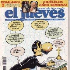 Coleccionismo de Revista El Jueves: REVISTA EL JUEVES Nº 987 AÑO 1996. ENSAYO EL DIA D. . Lote 41947140