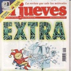 Coleccionismo de Revista El Jueves: REVISTA EL JUEVES Nº 1033 AÑO 1997. EXTRA INFORMÁTICA. . Lote 42102707