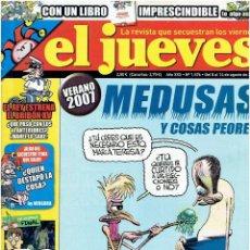 Coleccionismo de Revista El Jueves: REVISTA EL JUEVES Nº 1.576 AGOSTO 2007. Lote 42324384