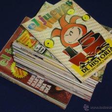 Coleccionismo de Revista El Jueves: LOTE DE 52 REVISTAS EL JUEVES - TAMBIEN SUELTAS. Lote 42353391