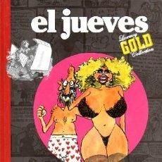 Coleccionismo de Revista El Jueves: EL PROFESOR COJONCIANO. EL JUEVES EKL COLECCIÓN GOLD COLECCTION *EKO. Lote 196947252
