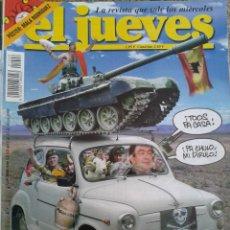 Coleccionismo de Revista El Jueves: EL JUEVES -- Nº 1406 -- . Lote 44240737