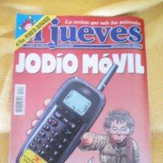 Coleccionismo de Revista El Jueves: REVISTA EL JUEVES Nº 1078 - 1998. Lote 44856746