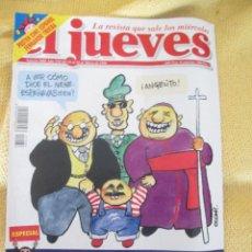 Coleccionismo de Revista El Jueves: REVISTA EL JUEVES Nº 1086 - 1998. Lote 44856804