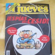 Coleccionismo de Revista El Jueves: REVISTA EL JUEVES Nº 1092 - 1998. Lote 44856963