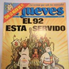 Coleccionismo de Revista El Jueves: REVISTA EL JUEVES NUMERO 762. Lote 45191994