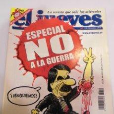Coleccionismo de Revista El Jueves: REVISTA EL JUEVES NUMERO 1350. Lote 45253245