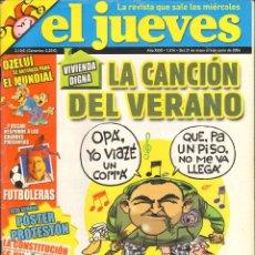 Coleccionismo de Revista El Jueves: REVISTA - EL JUEVES 1514 / 2006. Lote 45320507