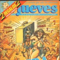 Coleccionismo de Revista El Jueves: REVISTA - EL JUEVES 737 / 1991. Lote 45320582