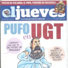 Coleccionismo de Revista El Jueves: REVISTA - EL JUEVES 1907 / 2013. Lote 45320918