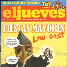 Coleccionismo de Revista El Jueves: REVISTA - EL JUEVES 1734 / 2010. Lote 45321198