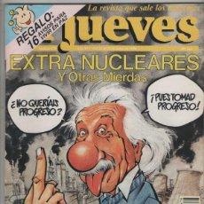 Coleccionismo de Revista El Jueves: LOTE DE 10 REVISTAS EL JUEVES AÑOS 1990, 1991 Y 1992 # 678~707~734~775~778~783~789~800 Y EXTRA. Lote 45671998