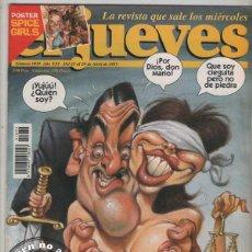 Coleccionismo de Revista El Jueves: LOTE DE 15 REVISTAS EL JUEVES # 835~958~984~1006~1039~1042~1062~1110~1166~1222~1239~1280~1293~1394~. Lote 45672357
