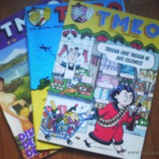 Coleccionismo de Revista El Jueves: LOTE 4 NÚMEROS TMEO. Lote 45710092