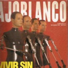 Coleccionismo de Revista El Jueves: AJOBLANCO 1991. Lote 45710220