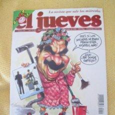 Coleccionismo de Revista El Jueves: REVISTA EL JUEVES Nº911 - 1994. Lote 45786250