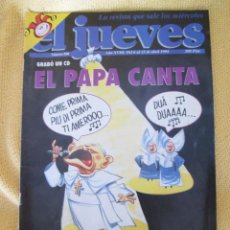 Coleccionismo de Revista El Jueves: REVISTA EL JUEVES Nº880 - 1994. Lote 45786657